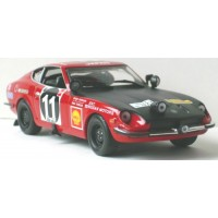 DATSUN 240Z Rally Safari'71 #11, winner E.Herrmann / H.Schuller