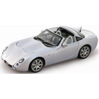 TVR Tuscan Mk2, 2004, silver