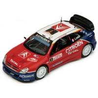 CITROËN Xsara WRC Rally MonteCarlo'05 #1, winner Loeb