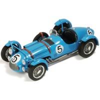 TALBOT Lago T26GS LeMans'50 #5, winner Rosier / Rosier