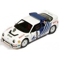 FORD RS200 Suède 1986 #8