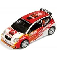 CITROËN C2 S1600 Rally MonteCarlo'05 #35, Meeke / Patterson