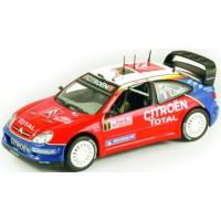 CITROËN Xsara WRC MomteCarlo'05 #1, winner S.Loeb