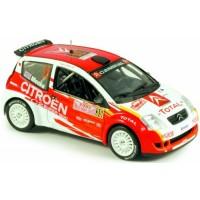 CITROËN C2 Super 1600 Rally MonteCarlo'05 #35, Meeke