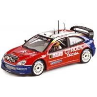 CITROËN Xsara WRC Rally MonteCarlo'05 #1, winner S.Loeb