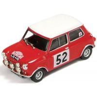 BMC Cooper S MonteCarlo'65 #52, winner P.Easter / T.Makinen
