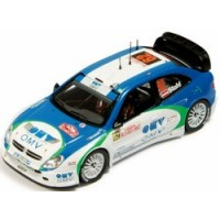 CITROËN Xsara WRC Rally MoneCarlo'05 #62, Minro/ Stohi