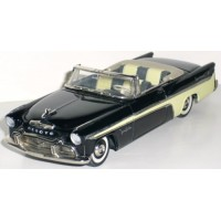 DESOTO Fireflite Covertible open, 1956 black/yellow