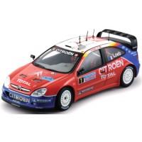 CITROËN Xsara WRC Rally Italy'05 #1, Loeb / Elena