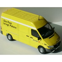 MERCEDES Sprinter Van Poste Suisse