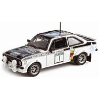 FORD Escort Mk2 Rally RAC'75 #1, winner Makinen