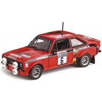 FORD Escort Mk2 Rally RAC'75 #6, Clark / Mason