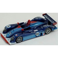 DALLARA Oreca LeMans'02 #14, 6th Sarrazin/Minassian