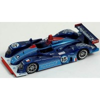 DALLARA Oreca LeMans'02 #15, 5th Lamy / Beretta / Comas