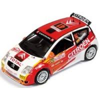 CITROËN C2 S1600 Rally MonteCarlo'05 #41, Sordo / Marti