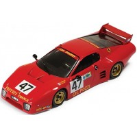 FERRARI BB 512LM LeMans'81 #47,5th (& class winner) Andruet / Ballot-Léna