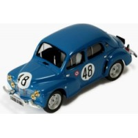 RENAULT 4CV LeMans'50 #48, 25th Lecat / Pons