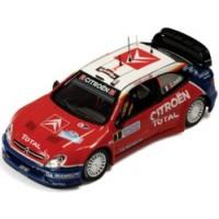 CITROËN Xsara WRC Rally Italy'05 #1, winner Loeb / Elena