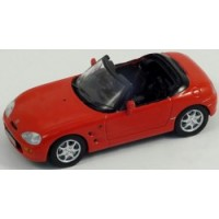 SUZUKI Cappuccino ouvert rouge