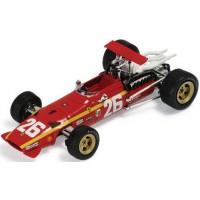 FERRARI 312 BA F1 GP France'68 #26, J.Ickx
