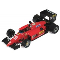 FERRARI 156/85 GP Brazil'85 #28, R.Arnoux