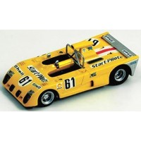 LOLA T280 LeMans'73 #61, Rouveyran / Mons