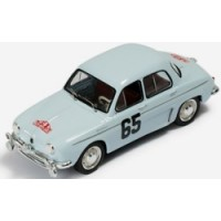 RENAULT Dauphine Rally MonteCarlo'58 #65, winner Monraisse / Feret