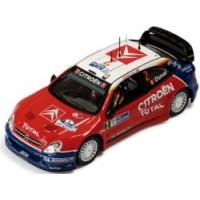 CITROËN Xsara WRC Rally Argentina'05 #2, Duval / Smeets