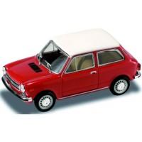 Autobianchi A112, 1971, rouge/