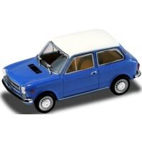 Autobianchi A112, 1971, bleu/b
