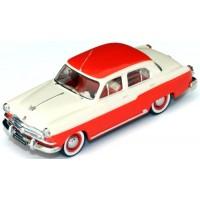 VOLGA M21, 1956, beige/rouge