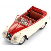 IFA F9 Cabrio 1953 blanc/rouge