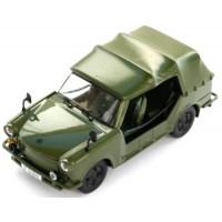 TRABANT 601 Cabrio Kübel, 1968, green