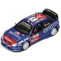 CITROËN Xsara WRC MonteCarlo'06 #1, 2nd Loeb / Elena