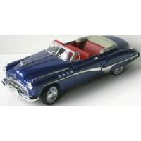 BUICK Roadmaster, 1949, blue