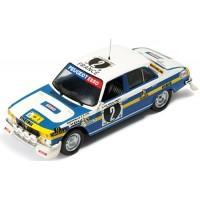 PEUGEOT 504 Rally Safari'76 #2, JP.Nicolas / JC.Lef