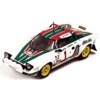 LANCIA Stratos MonteC.'77, winner