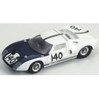 FORD GT40 1000km Nürburgring'64 #140, P.Hill / McLaren