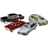 Set Vauxhall Centen. 1907-2007