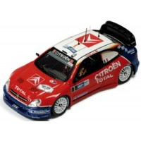 CITROËN Xsara WRC Rally Germany'05, winner Loeb / Elena