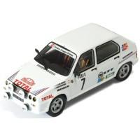CITROEN Visa 1000Pistes Rally MonteCarlo'85 #7, Andruet / Peuvergne