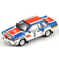 NISSAN 240 RS Rally MonteC.'84 #3, 10th