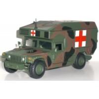 HUMMER Ambulance U.S. Army