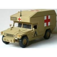 HUMMER Ambulance Desert Storm