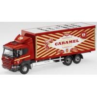SCANIA P Box Lorry