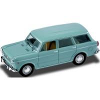 FIAT 1100 R Fam., 1966, gris