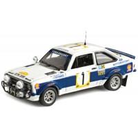 FORD Escort Mk2 Rally Safari'77 #1, winner