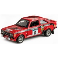 FORD Escort Mk2 RS 1800 Rally RAC'76 #6, winner Clark / Pegg