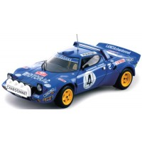 LANCIA Stratos Rally MonteCarlo'79 #4, winner Darniche / Mahé