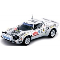 LANCIA Stratos HF Rally SanRemo'79, winner Tony / Mannini
